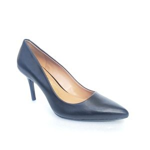 Calvin Klein Kamara High Heel Black Pumps 7.5